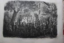 1864 clave 12/Meiesbach haberfeldtreiben/obispo Greith de St Gallen