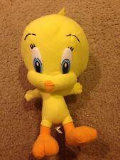 "TWEETY BIRD 9"" Super Hero PLUSH Stuffed Toy Doll NANCO Warner Bros Looney Tunes"