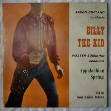 BILLY THE KID/Appalachian Spring di Aaron Copland/Walter Susskind