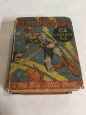 Buck Rogers 25th Century A.D. Vg Very Good 4.0 Big Little Books 742