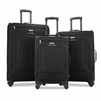 "American Tourister Pop Max 3 Piece Luggage Suitcase Spinner Set (29""/25""/21"")"