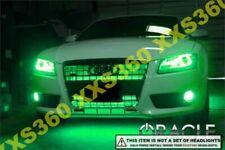 ORACLE Headlight HALO KIT RINGS Angel/Demon Eyes AUDI A5 07-13 GREEN LED