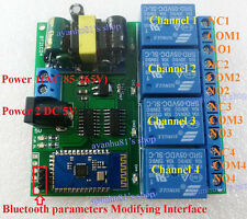 110V 220V 5VBluetooth Relay Phone Android Mobile Remote Control Switch Module