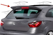 REAR ROOF SPOILER FOR SEAT IBIZA 6J from 2008 HF459 NEW BODY KIT