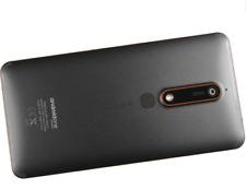 "Nokia 6.1 2018 Ta-1050 32Gb 5.5"" Single Sim 16Mp Unlocked Smartphone Black"