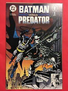 DC - Batman versus Predator - 3 issue series