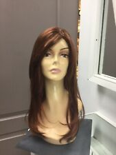Forever Young SMOOTH OPERATOR Long Straight Wig, H30/130 Auburn / Copper Red