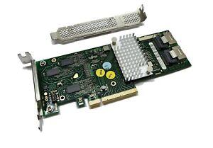 Fujitsu D2616 / LSI Megaraid SAS 9260-8i SATA / SAS Controller RAID 5 6G PCIe x8