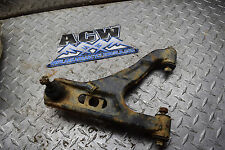 Z4-4 LEFT FRONT UPPER A ARM 02 YAMAHA KODIAK 400 YFM 4X4 ATV FREE SHIP
