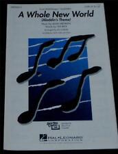 A Whole New World (Aladdin's Theme) Alan Menken 1992 OLD SHEET MUSIC