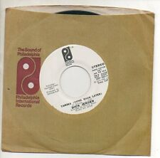 DICK JENSEN 45 RPM Promo Record A PENNY FOR YOUR THOUGHTS / TAMIKA  Mint R&B