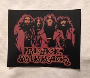 Black Sabbath Sticker