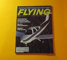 FLYING MAGAZINE SEPT/1979...TURBO DAKOTA: THE BOTTOM LINE FOR UPPER ALTITUDES