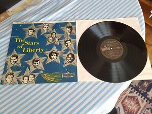 EDDIE COCHRAN.JOHNNY BURNETTE.JULIE LONDON LP ORIGINAL FRANCE  THE STARS OF LIBE