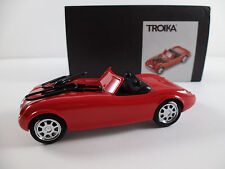 TROIKA ROAD STAR Briefbeschwerer Auto Roadster Car