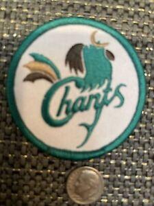 "CCU COASTAL CAROLINA CHANTICLEERS CHANTS Embroidered Iron On Patch 2.5"""