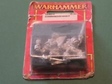 WARHAMMER ORKS GROBGITZ KOMMANDOEINHEIT !