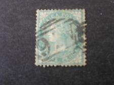JAMAICA, SCOTT # 3, 3p. VALUE GREEN QV 1963 ISSUE USED