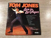 LP London Tom Jones – Live In Las Vegas ECUADOR VINYL