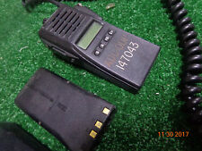 Kenwood TK-280 250 Ch 4 Watt Radio VHF 2.0 OEM Speaker Mic/Batt/Charger/Ant  A28