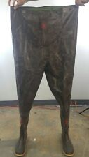 Western Chief Waders Mens Not Tested Green Sz 8