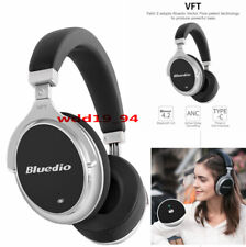 Wireless Bluetooth 4.2 Headphone F2 HIFI intelligent Over Ear Denoise Headset