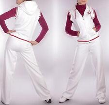 Damen Jogginganzug Neu Damen Trainingsanzug Bis XL Damen Weste + Jogginghose