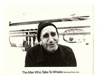 518 Victor Jory The Boy Who Talks to Whales 1975 8 x 10 photograph