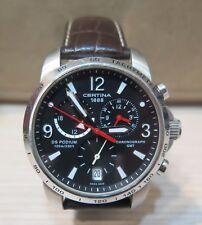 Certina DS Podium GMT Chronograph C001.639.16.057.00 42mm Sapphire Date Swiss