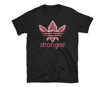 Stranger Things Adidas look alike Demogorgon Shirt Sizes S to 3XL