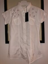 🎁Girls Guess Shirt. Bnwt. Age 10