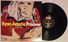 RYAN ADAMS SIGNED BRAND NEW 2017 PRISONER LP VINYL RECORD AUTOGRAPH JSA CERT