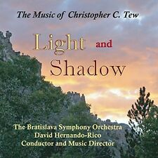David Hernando-Rico - Light and Shadow: The Music of Christopher C. Tew [New CD]