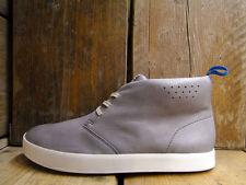 CLARKS hommes Tanner mouche gris moyen bottes cuir ORTHOLITE UK 10.5