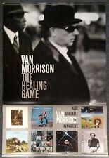Van Morrison The Healing Game 1997 PROMO POSTER