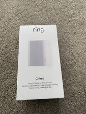 Ring Chime 2nd Generation wireless doorbell speaker