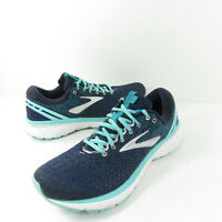 Brooks Ghost 11 1202771B493 Running Shoes, Women's Size 9.5 , Navy