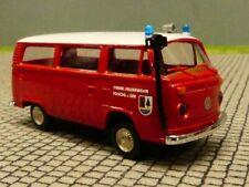 1/87 Brekina VW T2 Feuerwehr Fuschl am See Österreich Bus 33122