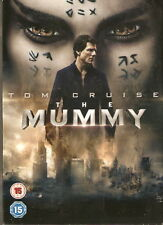 THE MUMMY - Tom Cruise, Sofia Boutella, Russell Crowe (DVD 2017)