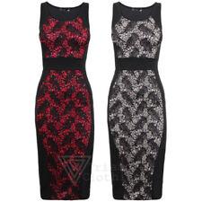 Lace Clubwear Midi Dresses for Women