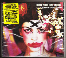 BRING YOUR OWN POISON - THE RHYTHM FACTORY SESSIONS (2004) - NEW & SEALED CD