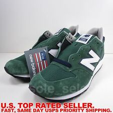 New Balance 996 sz 9 Heritage Made in USA M996CSL Green Navy White DS