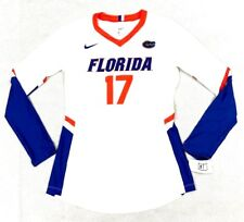 NIKE WOMENS M HYPERACE DIGITAL LONG SLEEVE FLORIDA GATORS JERSEY 846319 $75