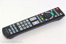 Panasonic N2QAYB000715 Genuine TV Remote Control, TX-L42ET50, TX-P50VT50 & More