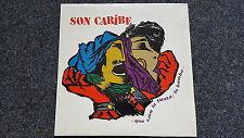 Son caribe - Que viva la fiesta/ La Bamba 12'' Disco Vinyl