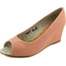 Calzado de mujer rosa, talla 36