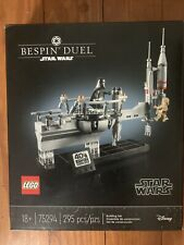 LEGO Star Wars Bespin Duel Building Kit (75294) New NIB Free Shipping