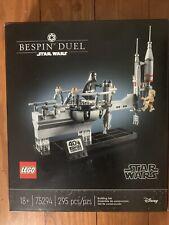 LEGO Star Wars Bespin Duel Building Kit (75294) New NIB Free Shipping