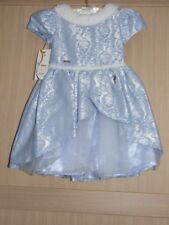 Disney Boutique Girls Cinderella Deluxe Dress Age 7-8 Years Bnwt