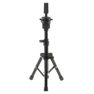 Adjustable, rotatable, foldable mannequin tripod for the